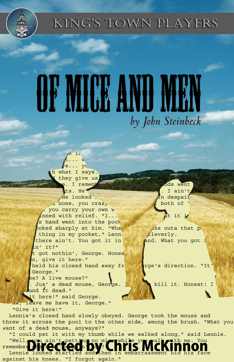 KTP Of Mice and Men Small