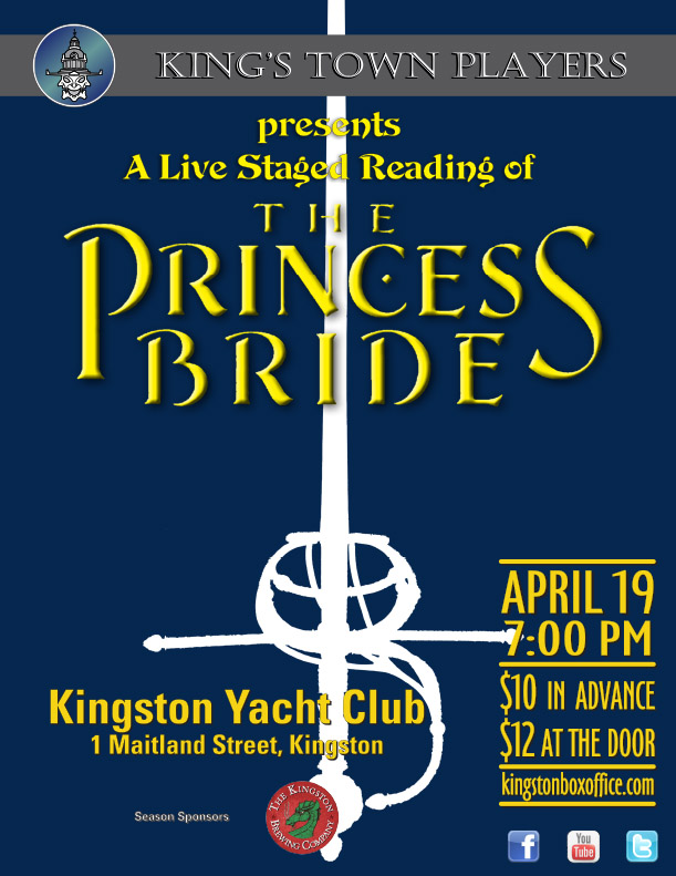 KTP Princess Bride Poster Small