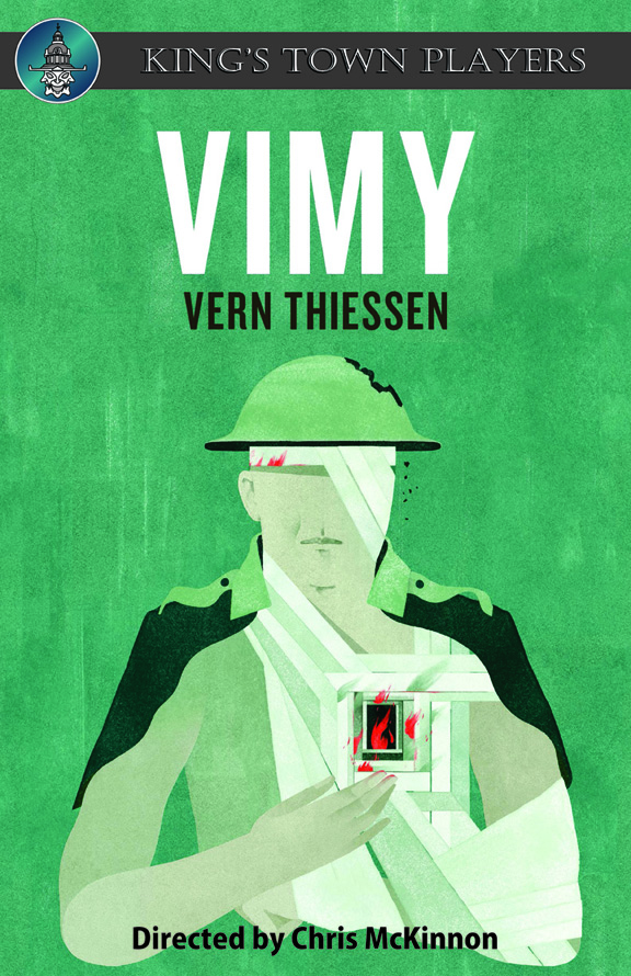 KTP Vimy Poster Small 2